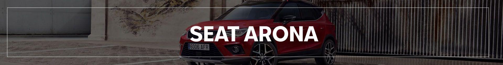 Seat Arona cabecera Web