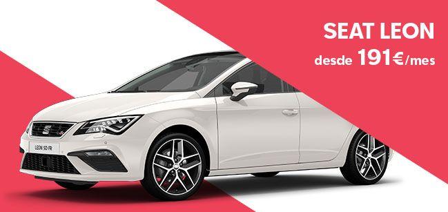 coche renting Seat Leon