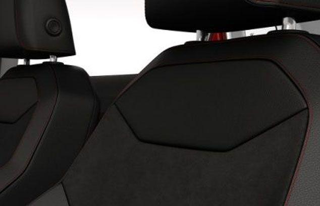 Detalle interior Seat Ibiza