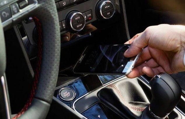 Seat Leon detalle interior coche