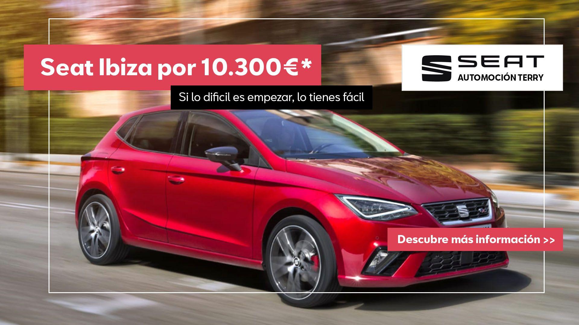 Descubre la mejor oferta para obtener tu Seat Ibiza por 10300