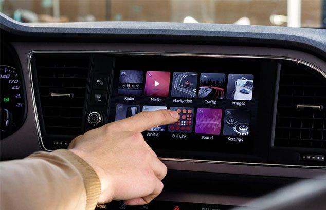 galerias coches SEAT LEON ST 3 | Automocion Terry Concesionario SEAT Cadiz
